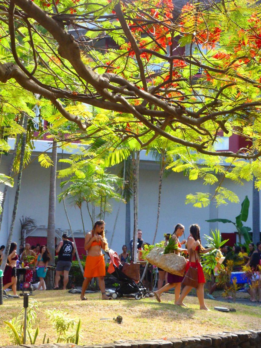 WhittBirnie photo. Ori Tahiti